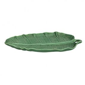Folha Bananeira 39cm Verde