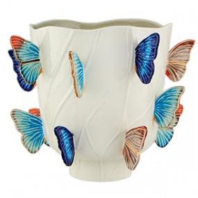 Cloudy Butterflies - Vaso 29,5