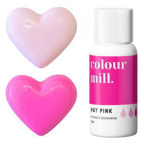 Corante COLOUR MILL Hot Pink – 20ml