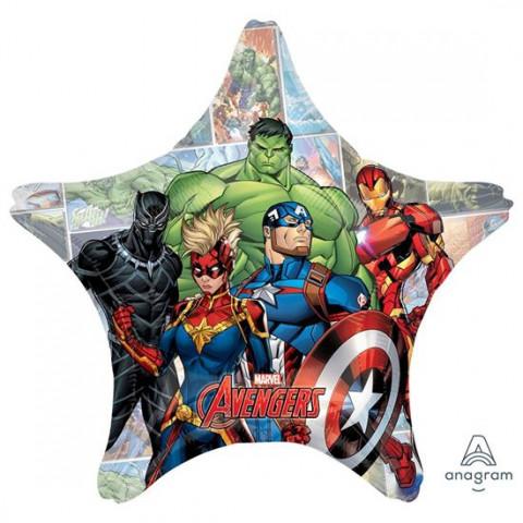 Balão Avengers 71cm