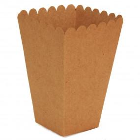 Pacotes Pipocas Kraft G. - conj.12
