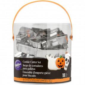 BREVEMENTE - Cortadores Halloween - conj. 18