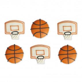 Figuras em Açúcar Basket Conj. 6