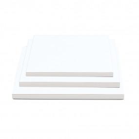 Placa Alta Branca - 25x25cm