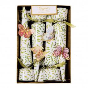 Crackers Jeweled Butterflies