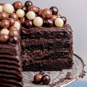 Preparado Bolo Chocolate Duplo 500gr