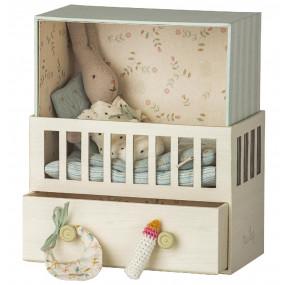 Baby Room Maileg Azul