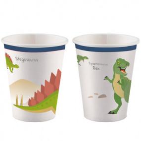Copos Dinossauros