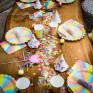 Confetis Rainbow