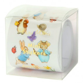 Rolo Mini Stickers Peter Rabbit
