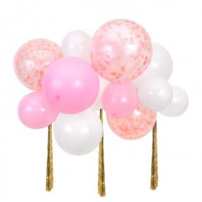 Kit Balões Rosa