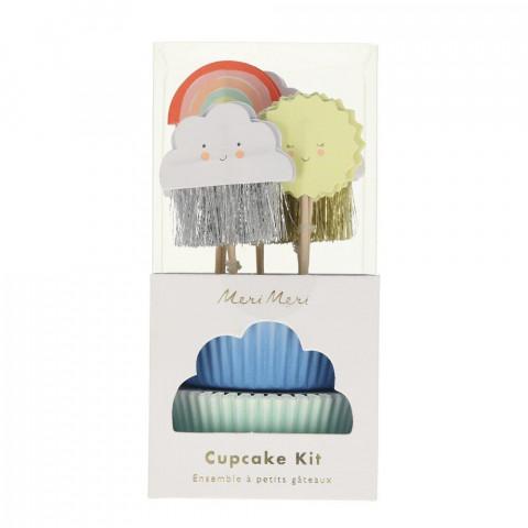 Kit Cupcakes Happy Weather