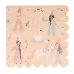 Guardanapos Princesas