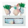 Kit Cupcakes Sereias