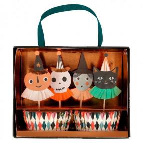 Kit Cupcakes Halloween