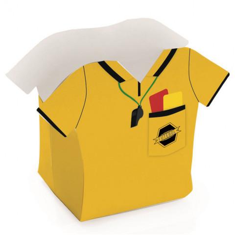 Pacotes Pipocas Árbitro Futebol