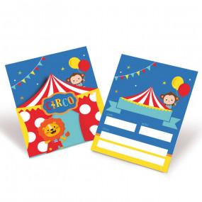 Convites Circo
