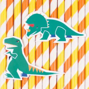 Palhinhas Dinossauros