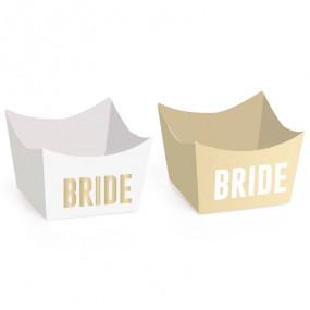 Forminhas Brigadeiro Bride - Conj. 24