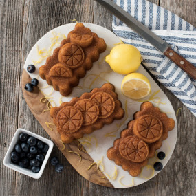Forma TREO LOAF - Nordic Ware