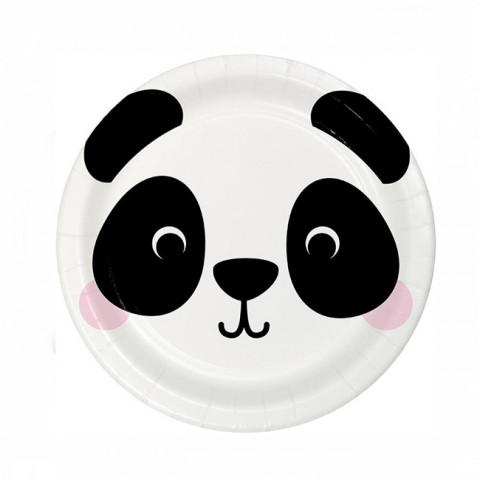 Pratos Panda P