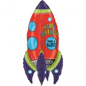 Balão Foguetão 91cm