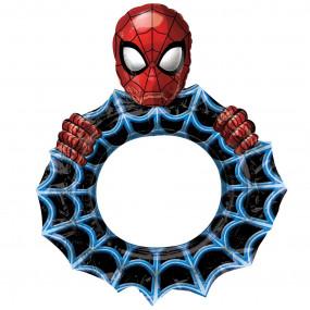 Balão Homem Aranha Moldura
