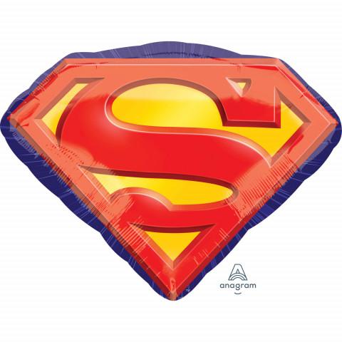 Balão Emblema Super Homem