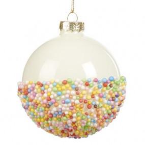 Decoração Bola Sprinkles