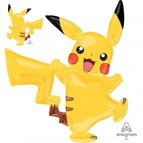 Balão Pikachu Airwallker 144cm
