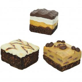 Fatia Bolo Chocolate