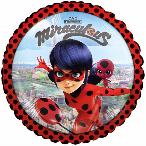 Balão Ladybug