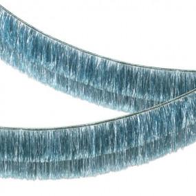 Grinalda Franjas Azul