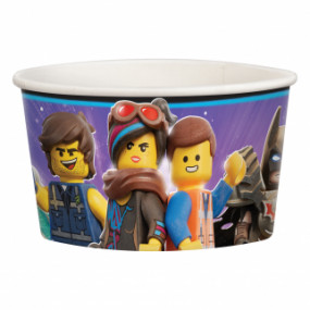 Copos Gelado / Doces Lego Movie