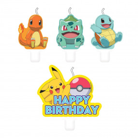 Velas Pokémon