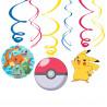 Decorações Pokémon
