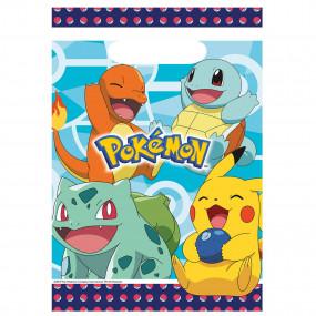 8 Sacos Pokémon