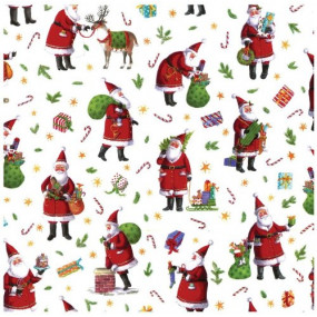 ROLO PAPEL Busy Santa