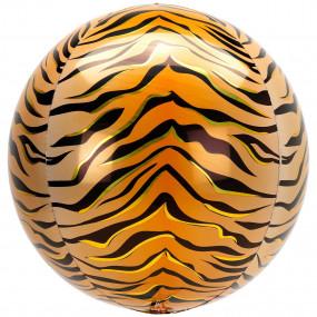 Balão Orbz Tigre