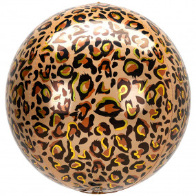 Balão Orbz LEOPARDO