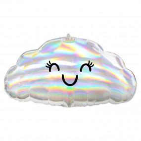 Balão Nuvem Iridiscente 58cm