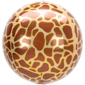 Balão Orbz GIRAFA