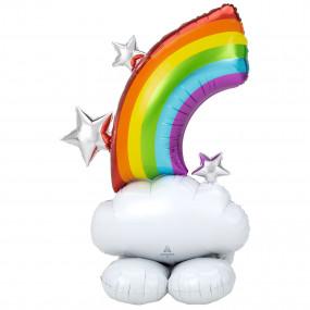 Balão de Ar Airloonz Arco-Iris