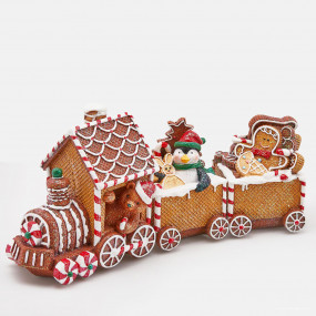 Decoração Comboio Natal 33cm