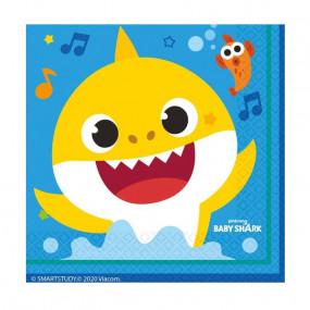 Guardanapos Baby Shark