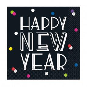 Guardanapos Happy New Year!