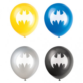 8 Balões Batman