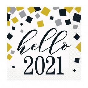 Guardanapos Hello 2021