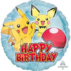 Balão Pokemon 45cm