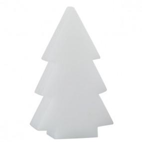 Pinheiro Branco Led 25cm